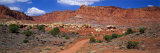 Primitive Road, Capitol Reef National Park, Utah, USA Photographic Print by  Panoramic Images