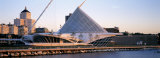 Milwaukee Art Museum, Milwaukee, Wisconsin, USA Photographic Print by  Panoramic Images