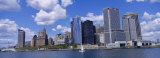 Skyscrapers on the Waterfront, Manhattan, New York City, New York State, USA Photographic Print by  Panoramic Images