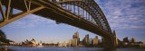 Harbor Bridge, Sydney, Australia Photographic Print by  Panoramic Images