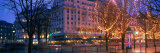Evening, Paris, France Photographic Print by  Panoramic Images