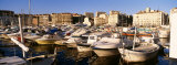 Old Port, Marseille, France Photographic Print by Panoramic Images