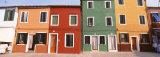 Burano, Venice, Italy Photographic Print by  Panoramic Images