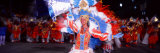Woman in Elaborate Carnaval Costume in the Sambodromo, Rio De Janeiro, Brazil Photographie par Panoramic Images