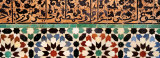 Medresa Ben Youssef, Marrakech, Morocco Fotografisk tryk af Panoramic Images