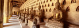 Vat Si Saket, Vientiane, Laos Photographic Print by Panoramic Images 