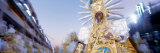 Woman in Elaborate Carnaval Costume in the Sambodromo, Rio De Janeiro, Brazil Photographic Print by Panoramic Images