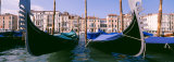 Grand Canal, Venice, Italy Fotografisk tryk af Panoramic Images,