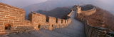 Great Wall of China, Mutianyu, China Fotoprint van Panoramic Images,
