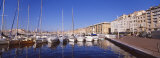 Waterfront, Marseille, France Photographic Print by  Panoramic Images