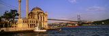 Mosque, Ortakoy, Istanbul, Turkey Photographie par Panoramic Images 