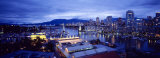Vancouver, British Columbia, Canada Photographic Print by Panoramic Images