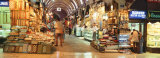 Bazaar, Istanbul, Turkey Photographic Print by  Panoramic Images