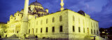 Yeni Mosque, Istanbul, Turkey Photographic Print by  Panoramic Images