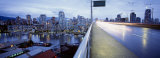 Bridge, Vancouver, British Columbia, Canada Photographic Print by Panoramic Images