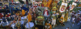 High Angle View of the Parade in a Carnival, Rio De Janeiro, Brazil Photographic Print by Panoramic Images