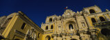 Low Angle View of a Church, La Merced Church, Antigua, Guatemala Photographic Print by  Panoramic Images