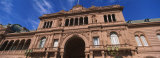Low Angle View of a Government Building, Buenos Aires, Argentina Photographic Print by  Panoramic Images