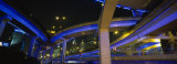 Low Angle View of Overpasses, Shanghai, China Photographic Print by Panoramic Images
