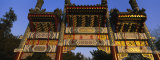 Low Angle View of a Gate, Summer Palace, Beijing, China Photographic Print by  Panoramic Images