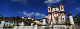 Facade of a Church, Ouro Preto, Minas Gerais, Brazil Photographic Print by  Panoramic Images