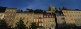 Low Angle View of Buildings in a City, Quebec City, Quebec, Canada Photographic Print by  Panoramic Images