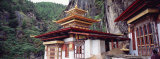 Close-up of a Monastery, Taktshang Monastery, Paro, Bhutan Photographic Print by  Panoramic Images