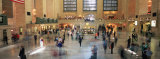 Passengers at a Railroad Station, Grand Central Station, Manhattan, New York City, NY, USA Photographic Print by Panoramic Images