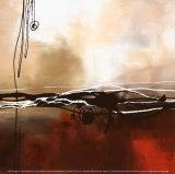 Symphonie en rouge et kaki I Posters par Laurie Maitland