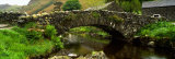 Stone Bridge Over a Canal, Watendlath Bridge, Lake District, Cumbria, England, United Kingdom Photographic Print by Panoramic Images