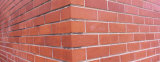 Close-up of a Brick Wall, San Francisco, California, USA Photographic Print by Panoramic Images 
