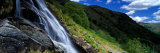 Water Flowing Over Rocks, Sourmilk Gill, Borrowdale, English Lake District, Cumbria, England, UK Photographic Print by  Panoramic Images