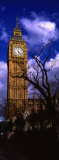 Low Angle View of Big Ben, London, England, United Kingdom Photographic Print by Panoramic Images