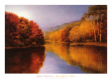 Autumn Afternoon Stillness Posters by Robert Striffolino
