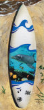 Dolphin Board Prints by Scott Westmoreland