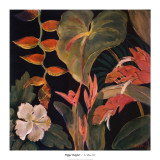 In Bloom III Prints by Pegge Hopper