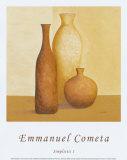 Simplistic I Print by Emmanuel Cometa