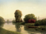 By the Riverside Art by  Udell