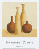 Simplistic II Prints by Emmanuel Cometa