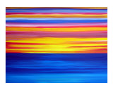 Another Sunset Giclee Print by Jerry Clovis