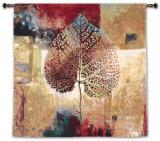 Otoño abstracto Tapiz por Dougall