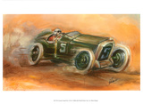French Grand Prix, 1914 Prints by Ethan Harper
