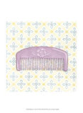 Japanese Comb I Print by Megan Meagher