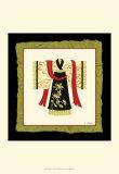 Kimono I Art by Nancy Slocum