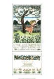 Little Miss Muffet Prints by Francis Donkin Bedford