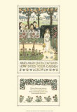 Mary, Mary Quite Contrary Prints by Francis Donkin Bedford