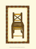 Rustic Chair III Prints by Vanna Lam