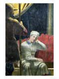 The Dream of Constantine, Completed 1464 Giclee Print by  Piero della Francesca