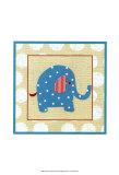 Katherine's Elephant Prints by Chariklia Zarris