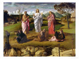 The Transfiguration, 1480 Giclee Print by Giovanni Bellini